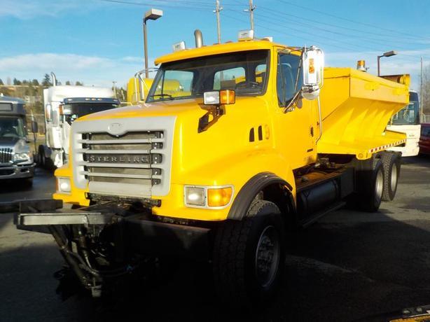 2004 Sterling LT9500 Dump Truck with Salter Diesel