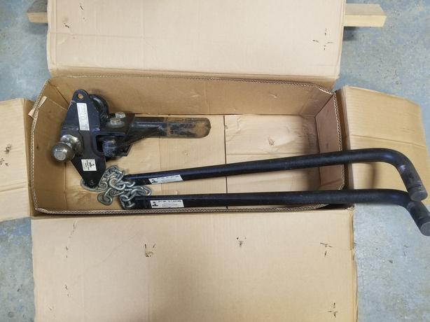 OBO Husky Weight Distribution Hitch (12,000 lb rating