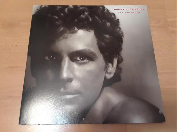 LINDSEY BUCKINGHAM LP ALBUM RECORD