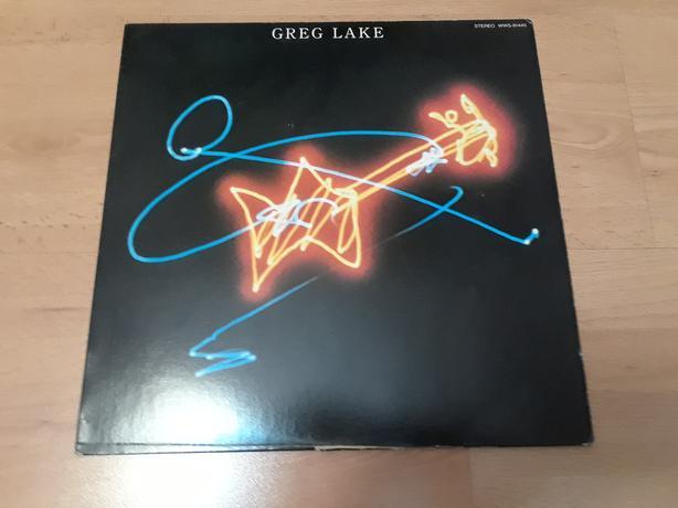GREG LAKE LP ALBUM RECORD