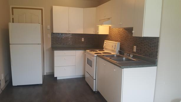 1 bed ground level suite