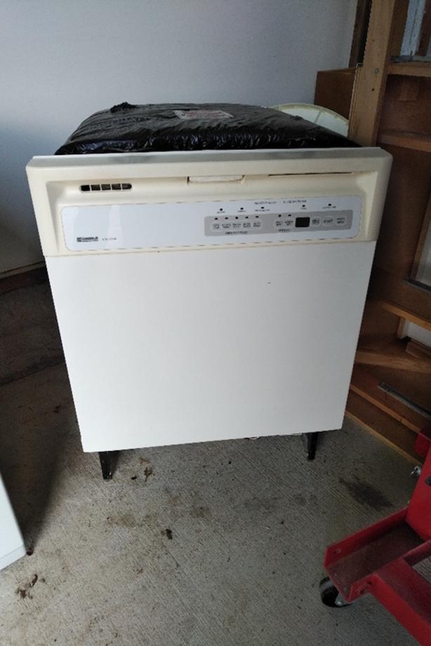$100 · Kenmore Ultra Wash Dishwasher