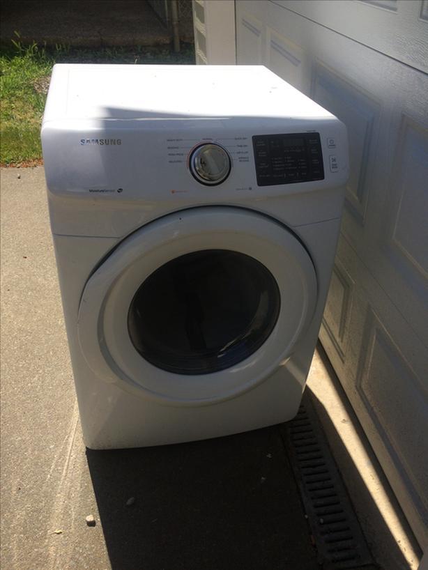 Samsung dryer West Shore: Langford,Colwood,Metchosin
