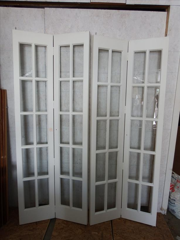 sports shoes 073a6 1193c Pair of antique french bifold doors South Regina, Regina ...