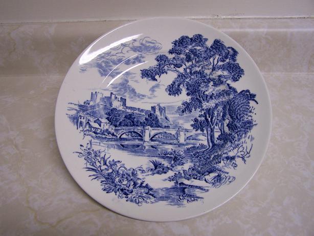 Wedgwood Dinner Plate