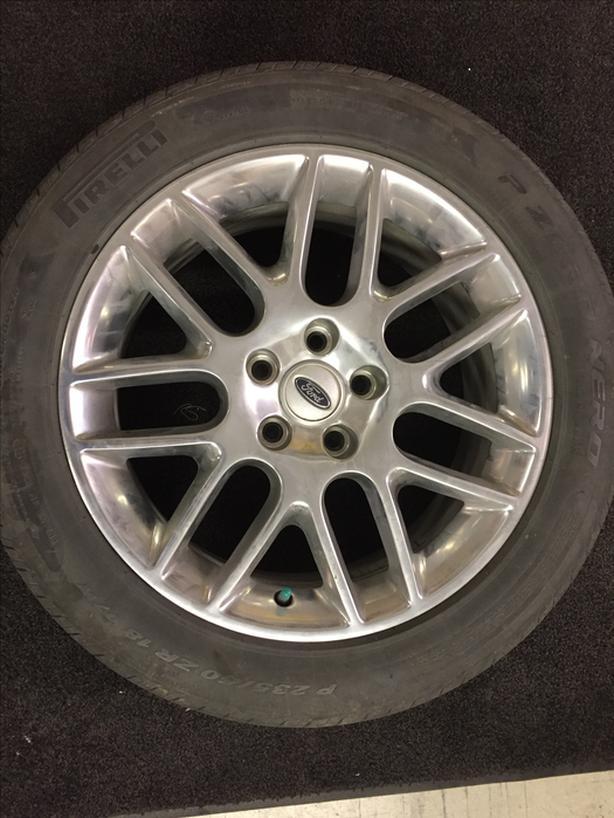 """Mustang 18"""" wheels"""