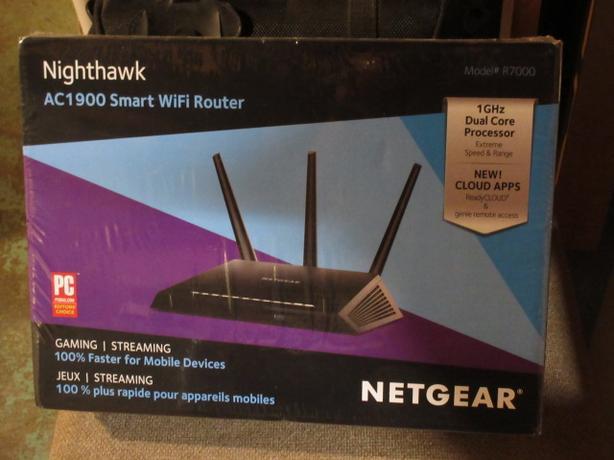  Log In needed $125 · NETGEAR Nighthawk AC1900 Smart WiFi Router (R7000)