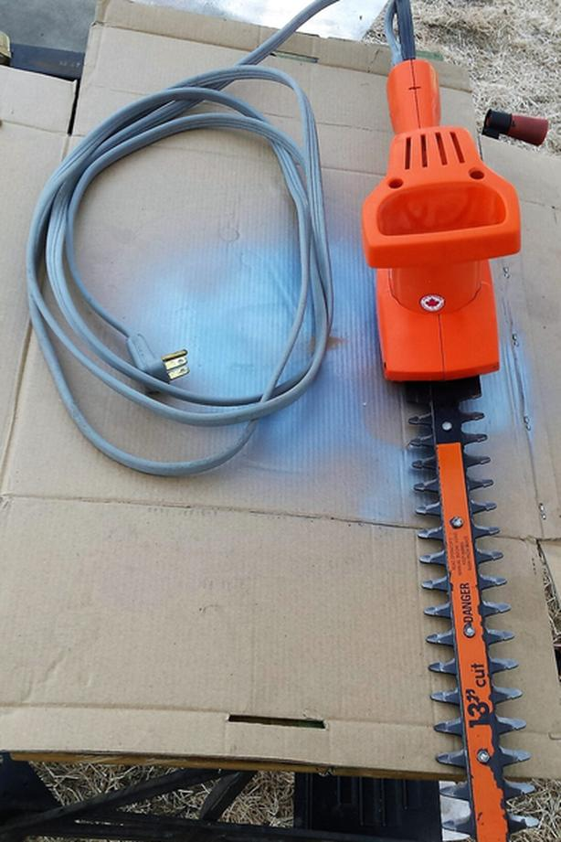 13 inch Hedge trimmer/shears