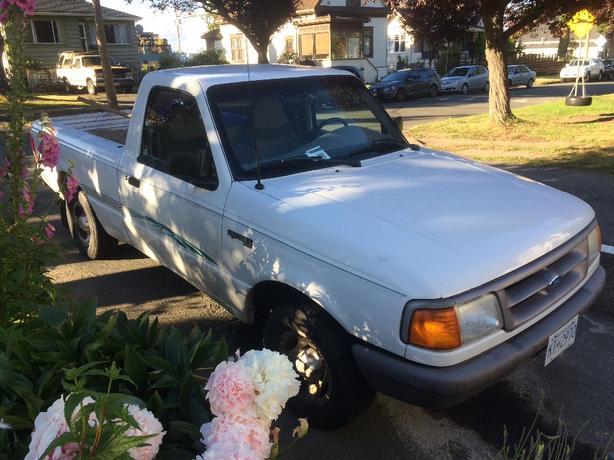 FOR TRADE: 95 Ford Ranger V6