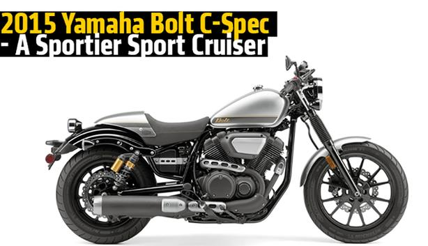 Yamaha Bolt C-Spec **LOWERED PRICE**
