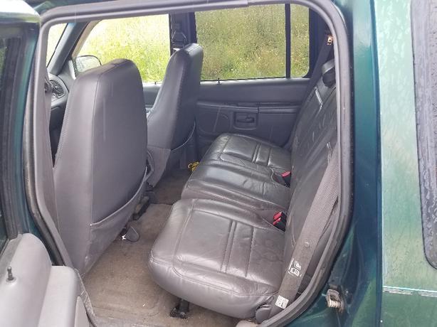 1999 ford explorer xlt interior