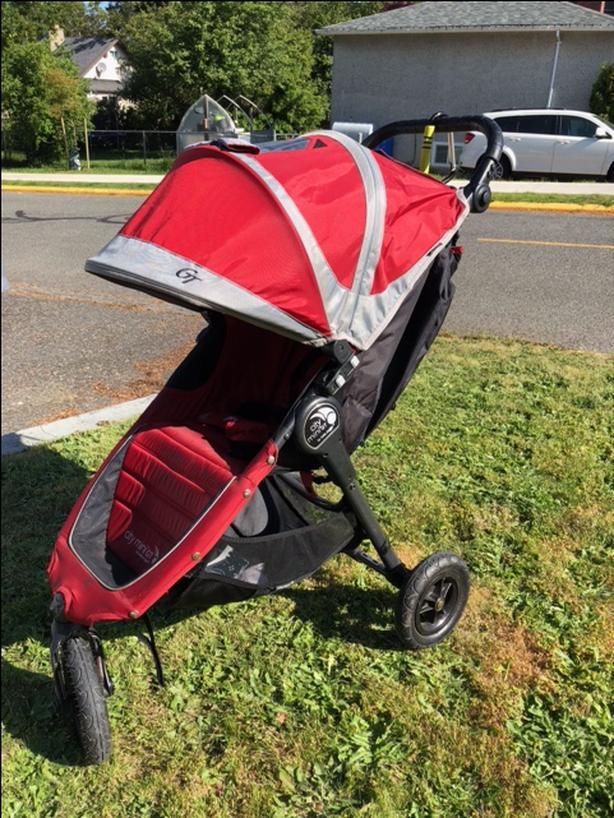 BabyJogger City Mini GT