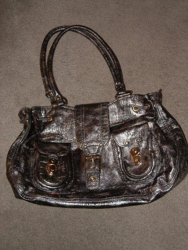 purse silver