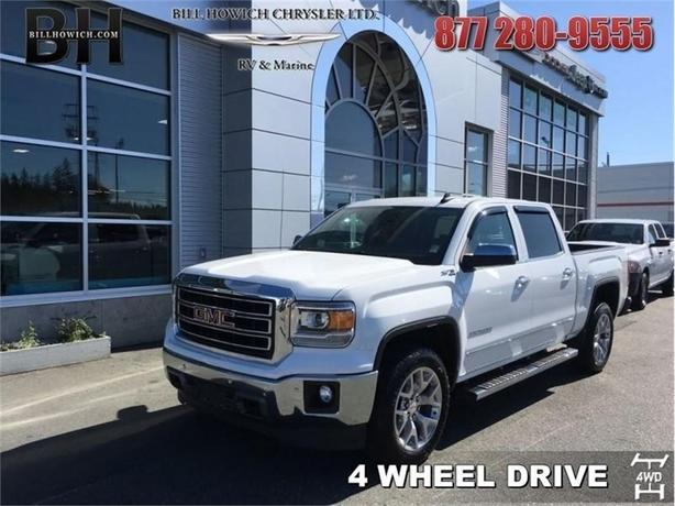 2015 GMC Sierra 1500 SLT - Leather Seats - Air - $382.25 B/W