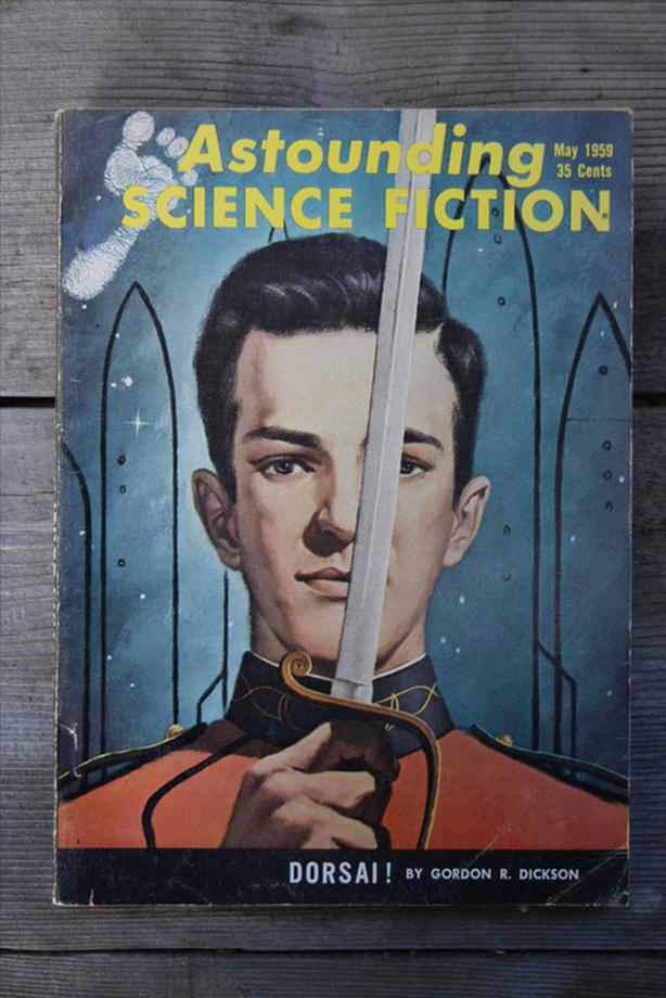 Astounding/Analog Science Fiction magazines (Nanaimo)