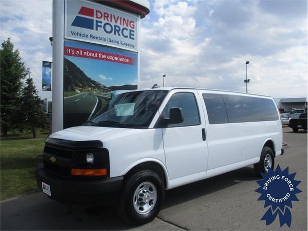 2016 Chevrolet Express Passenger LS