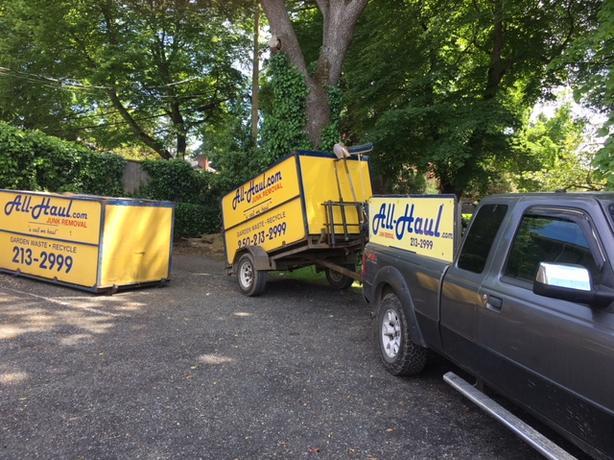 Junk hauling - $39000 (VICTORIA)