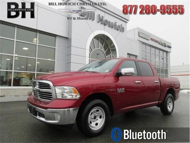 2015 Ram 1500 SLT - Bluetooth - Air - Tilt - $309.76 B/W