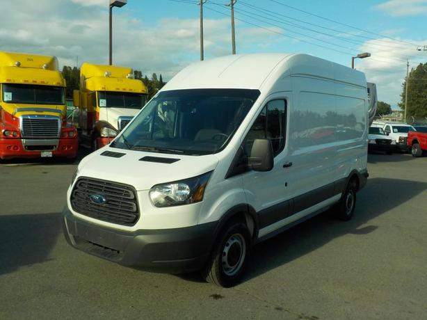 2017 Ford Transit 250 Van High Roof 148-in. Wheelbase Cargo Van