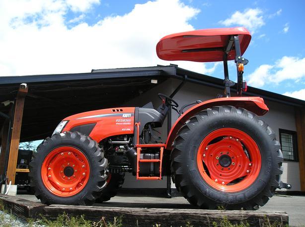 KIOTI RX7320 73HP TRACTOR