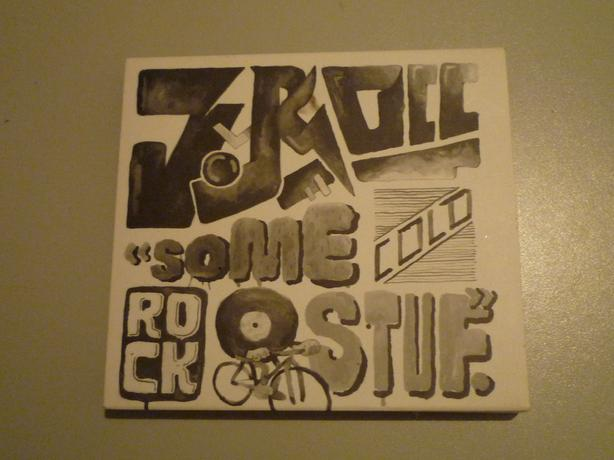 Some Cold Rock Stuf by J Rocc/ 2discs
