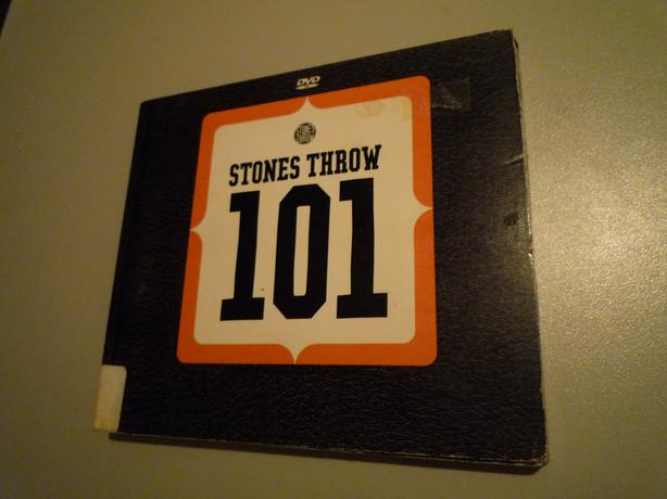 STONES THROW 101 DVD/CD