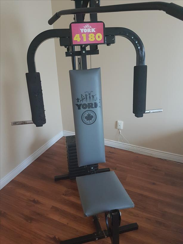 York home gym lbs max weight summerside pei mobile