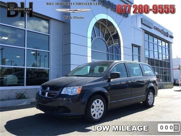 2014 Dodge Grand Caravan SE/SXT - $181.37 B/W
