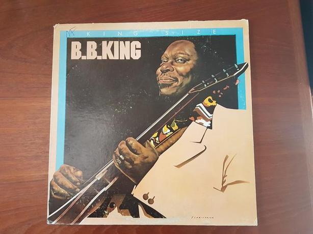 B.B King- King Size - vinyl