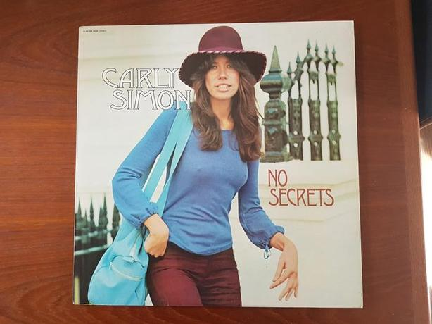 Carly Simon - No Secrets - vinyl