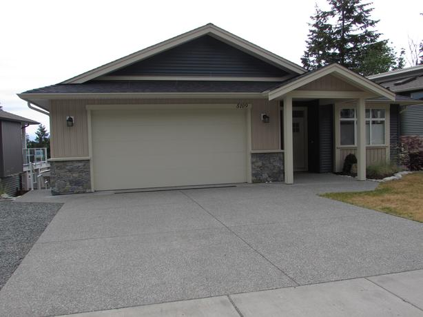 5109 Dunn Place (lower): New one-bedroom lower suite in north Nanaimo
