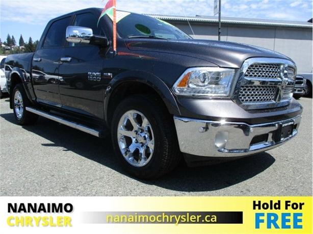 2015 Ram 1500 Laramie One Owner Navigation