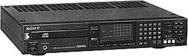 Sony Compact Disc