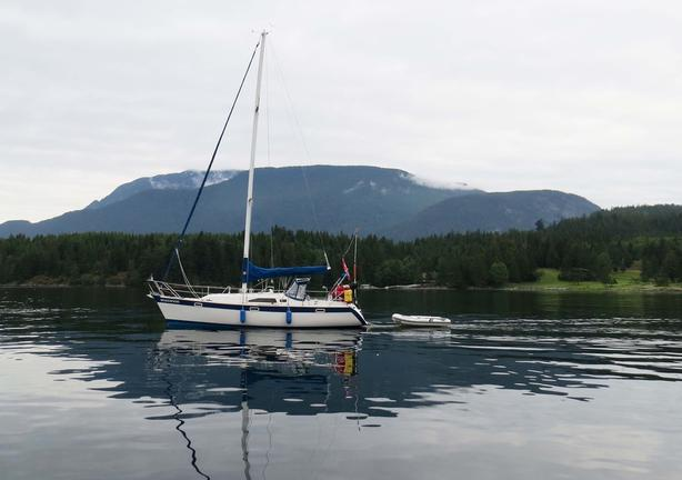 32 foot Sailboat  1988 Irwin Citation