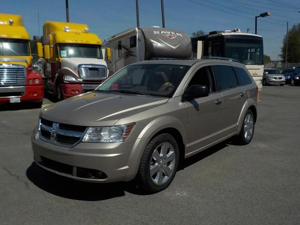 2009 Dodge Journey RT 7 Passenger 3rd row seating