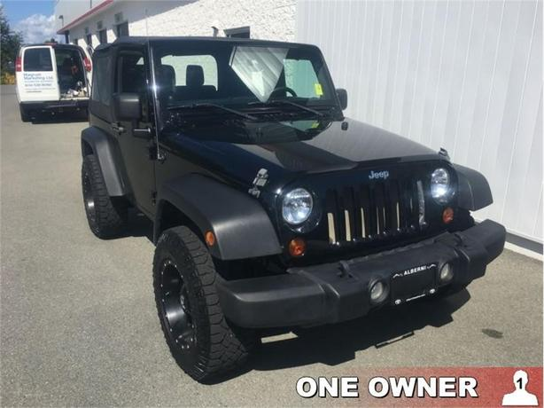 2012 Jeep Wrangler Sport   - Soft Top