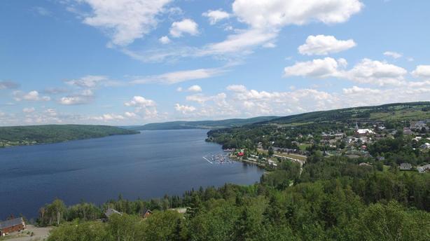 Maison neuve avec vue sur le Lac Témiscouata 179 500$ + tx
