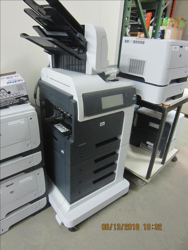 Hp Laserjet M4555 Mfp Printer Central Regina Regina