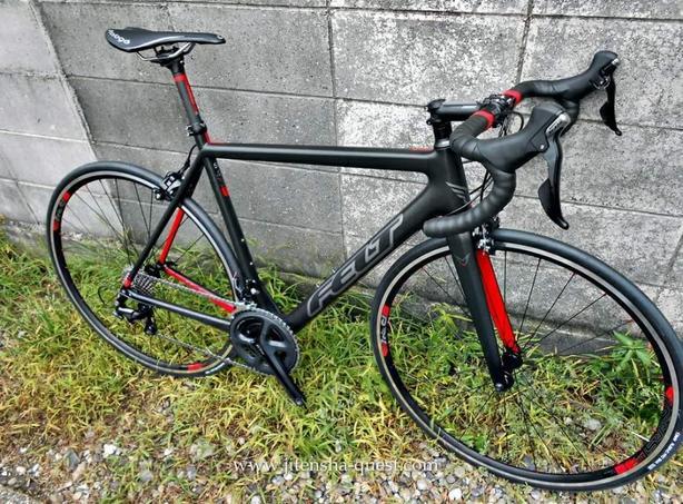 STOLEN FELT  F5 Carbon 105 ROAD BIKE