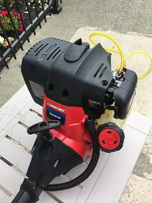 TROY-BILT 4STROKE TRIMMER/BLOWER