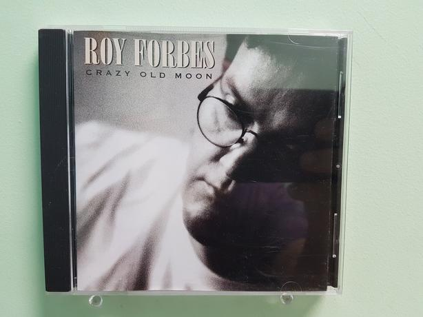 Roy Forbes - Crazy Old Moon - CD