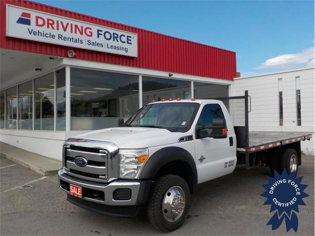 2016 Ford F-550 Super Duty DRW XLT