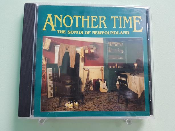 Another Time - The songs of Newfoundland - CD