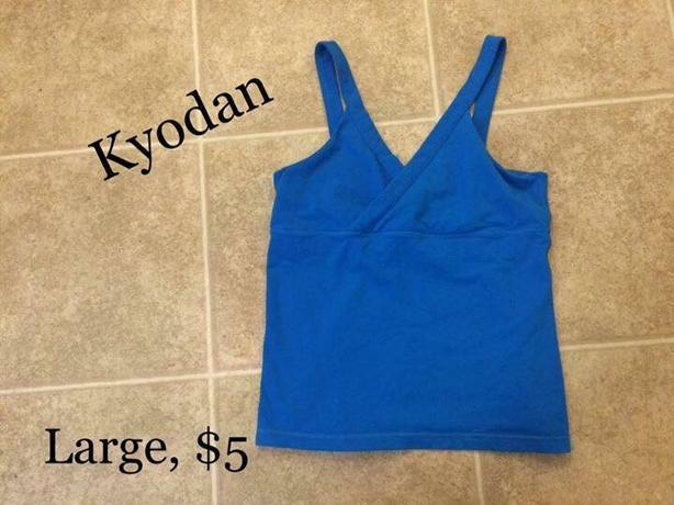 Womens Kyodan Tank Top