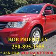 2015 DODGE JOURNEY SXT * RED JACKET ROB *