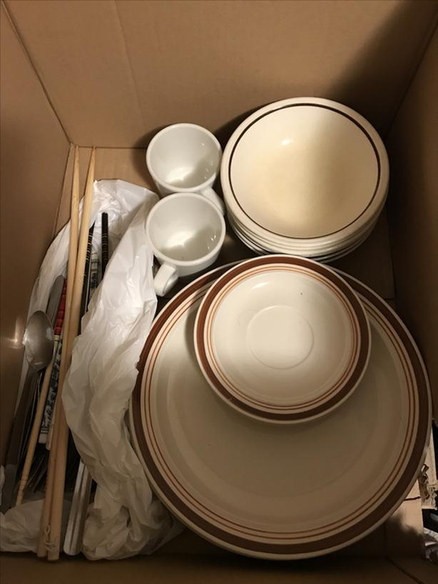 Assorted Dining Ware