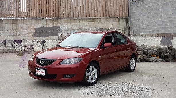 ** 2006 Mazda 3 - Touring Edition * AUTO * NEW BRAKES