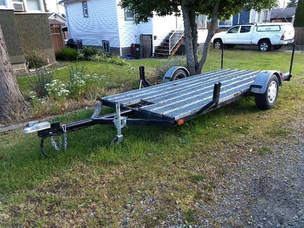 atv dirt bike trailer