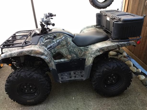 2014 Yamaha Grizzly 700