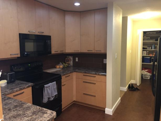one bedroom available in a two bedroom apartment